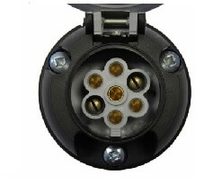 7 Pin – 12S Socket