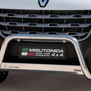 Ø 63mm Medium Bull Bar for Renault Master