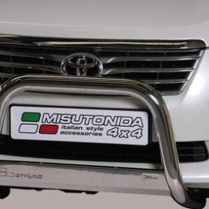Ø 63mm Medium Bull Bar for Toyota Rav 4