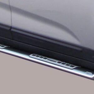 Oval Side Protections for Kia Sorento